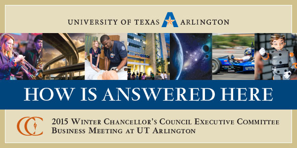 Chancellor's Council Executive Committee - The University of