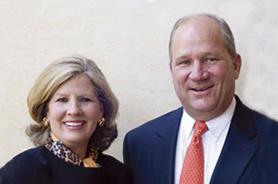 Caroline and Nelson Puett